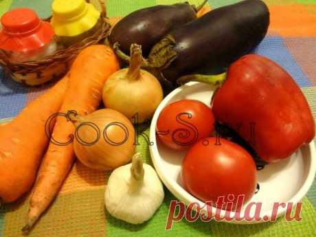 Баклажаны по-турецки - Пошаговый рецепт с фото | Блюда из овощей