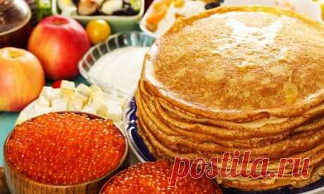 12 secrets of preparation of ideal pancakes.