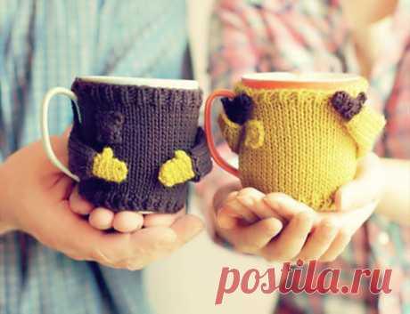 С Добрым Утром! Всем ноябрьской свежести, чайно-кофейного тепла, уюта и отличной недели!
