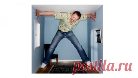 Как «поднять» потолок и «раздвинуть» стены без перестройки и ремонта? 3 (три) хитрости | Строю для себя | Яндекс Дзен