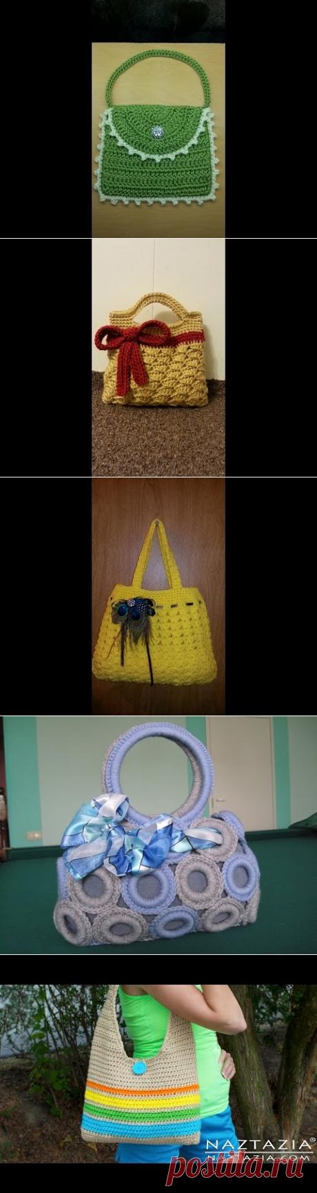 0f8f3e647cff DIY Learn How To Crochet Flower Purse Bag Clutch Handbag Wallet (and Line a  Purse