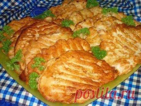 Супер вкусные отбивнушки с тонкой луковой ноткой - Простые рецепты Овкусе.ру