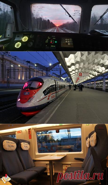 Поезда в России - как черепахи. Когда мы будем ездить быстро | Неутомимый странник | Яндекс Дзен