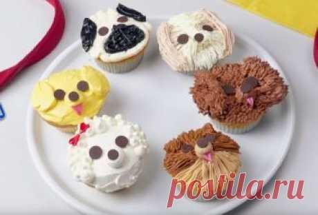 7 очаровательных десертов в виде животных. Меню для больших и маленьких!