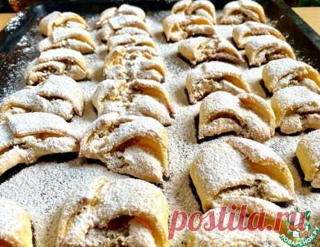 Венгерское ореховое печенье – кулинарный рецепт