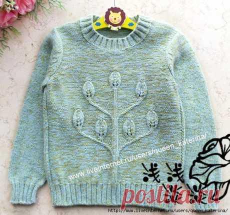 Children's pullover spokes.