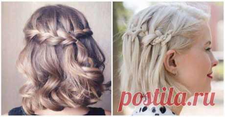 Как собрать короткие волосы красиво и быстро: советы . Милая Я