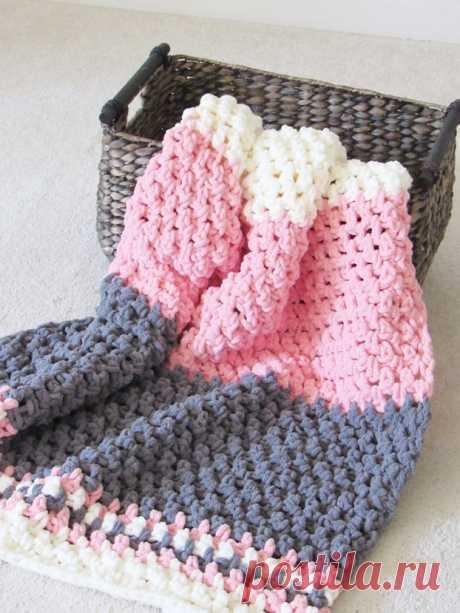 Свободный Детский Одеяло Вязания Крючком - Крючком Dreamz