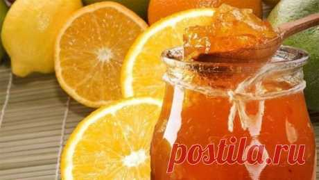 Мой Мир@Mail.Ru Апельсиновый джем
