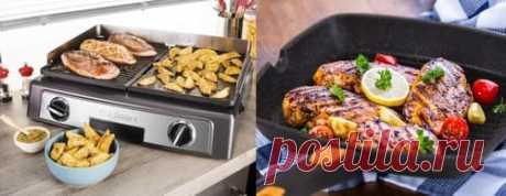 Выясняем, что лучше выбрать - электрогриль или сковороду-гриль