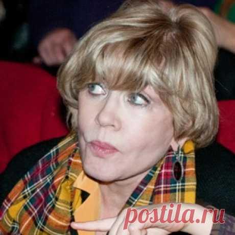 Вера Алентова появилась на публике с изуродованным лицом