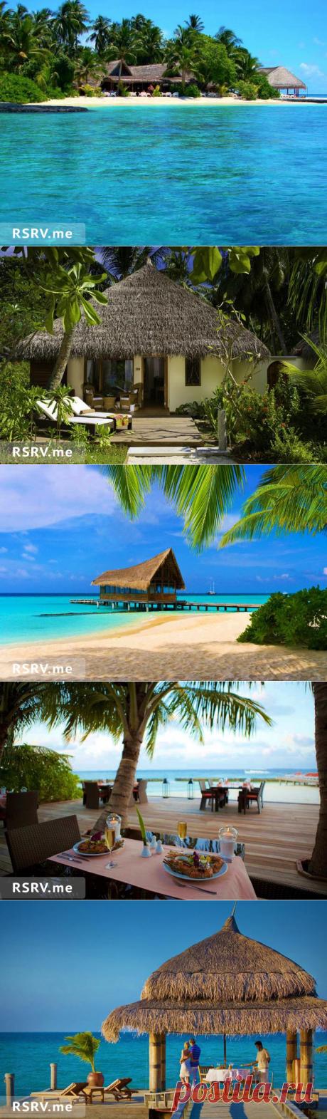 Kuramathi Island Resort 4 *, Kuramati, las Maldivas. Las revocaciones, el Precio, la Foto, el Vídeo