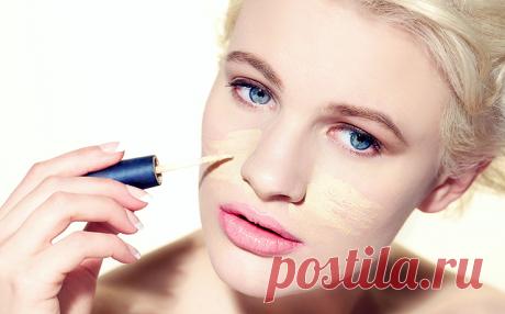 7 faltas con el trazado del maquillaje de color, que notará hasta el hombre   la Revista Cosmopolitan