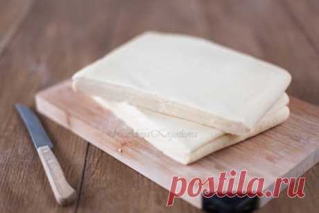 Слоеное тесто - Блог