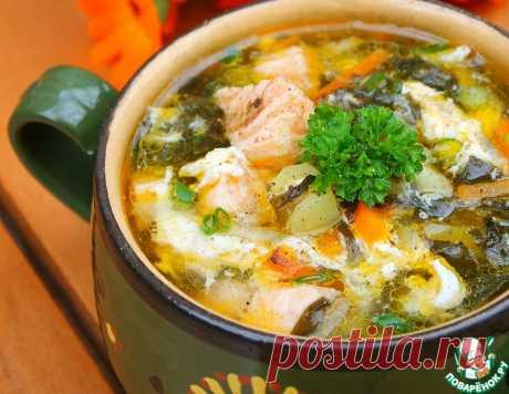 Рыбный суп со щавелем – кулинарный рецепт