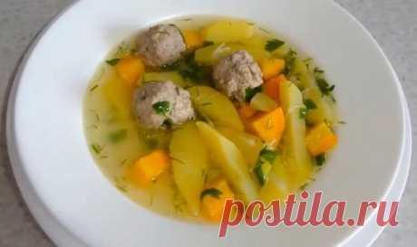 Суп с фрикадельками пошаговый рецепт с фото: готовим дома. Приготовьте этот замечательный суп с фрикадельками, а рецепт с фото вам поможет сделать всё правильно. Читать