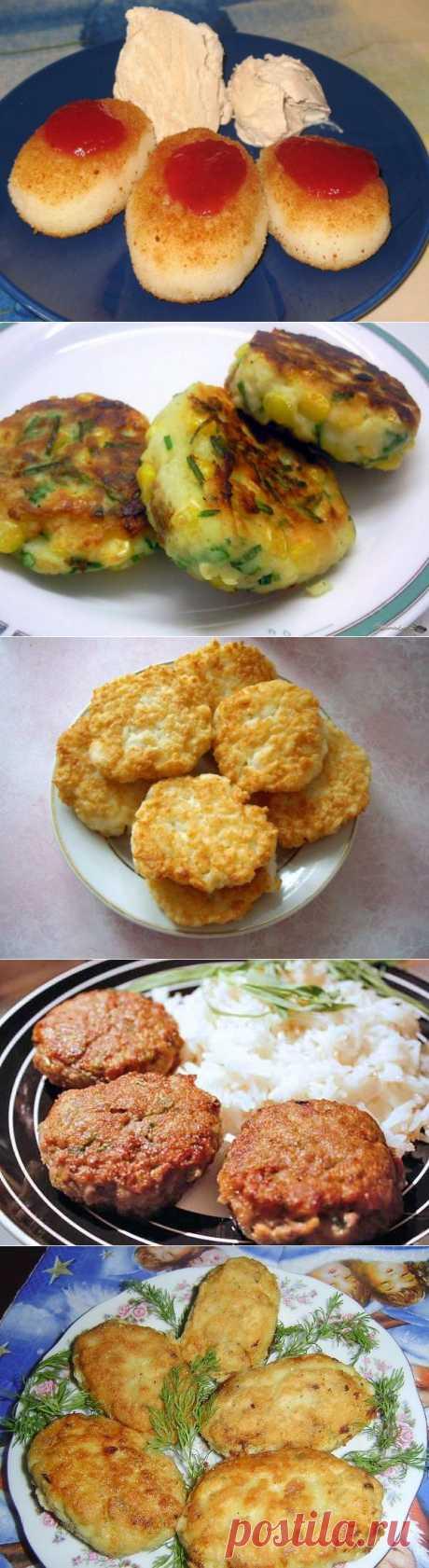 Самые вкусные рецепты биточков
