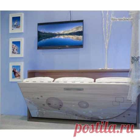 Механизм горизонтальной шкаф (комод) кровать трансформер РФ 105 купить  по привлекательной цене