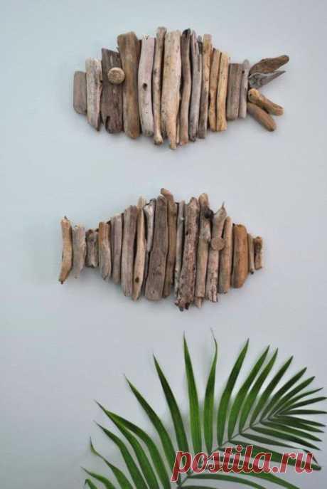 42 Впечатляюще легкие деревенские идеи на стенах