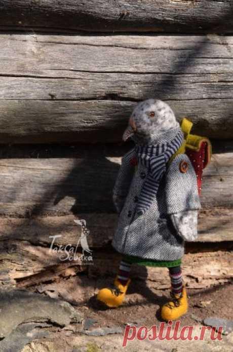 Taksasobaka: авторские куклы Татьяны Громовой - Фото