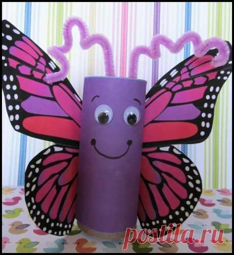 «Пин на доске Butterfly craft . Бабочка: поделки, раскраски» — карточка пользователя Оксана К. в Яндекс.Коллекциях