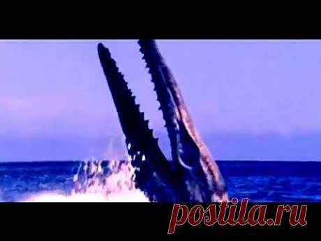 Живая тема. Подводные монстры. - YouTube