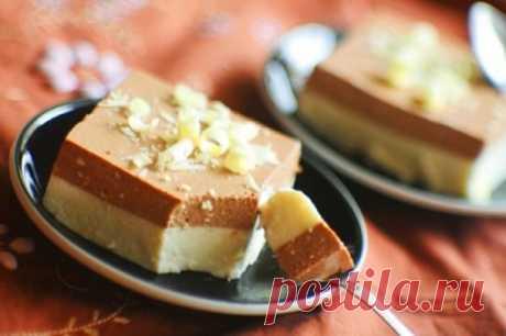 5 вкуснейших тортов без выпечки, которые радуют не только глаз, но и желудок
