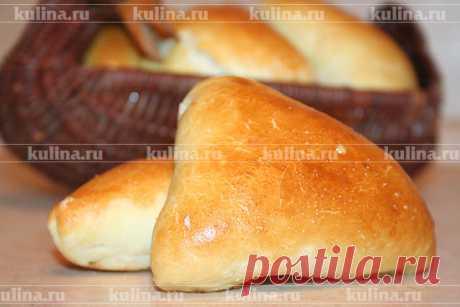 Пирожки с семгой – рецепт приготовления с фото от Kulina.Ru