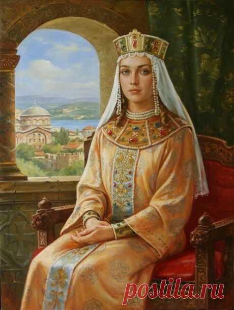Дочь князя Ярослава Мудрого стала королевой Франции | Российская летопись | Яндекс Дзен