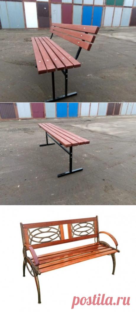 Магазин Уличных Урн и Скамеек (Хозотдел.ру)
