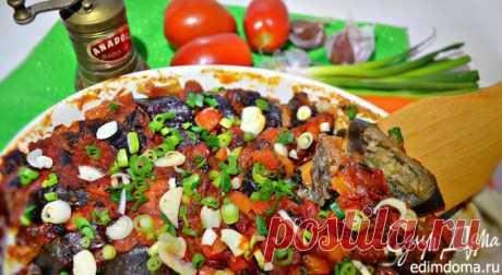 Баклажаны с мясным фаршем по-турецки