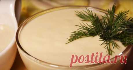 Постный майонез из фасоли - Лучший сайт кулинарии
