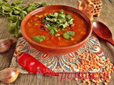 Расам. Предлагаю вам приготовить замечательный индийский суп - расам. Индийская кухня отличается использованием множества разных специй, они придают блюдам неповторимый аромат. Если вы любите это чудесное смешение вкусов, если вы любите в меру острые блюда, тогда вам непременно нужно попробовать такой супчик. Расам готовится очень просто, остроту вы сможете варьировать под свой вкус.