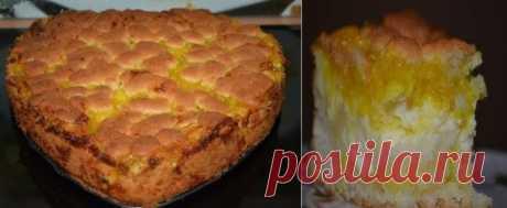 Лимонный пирог «Цитрон» — умопомрачительный вкус!