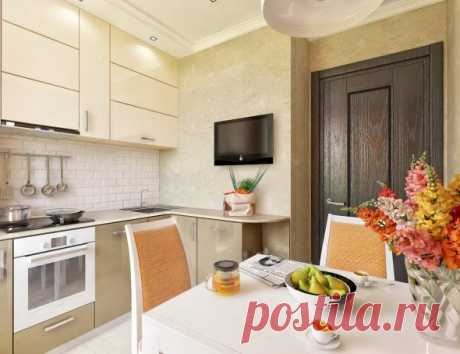 Как недорого обставить кухню: примеры на фото