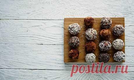 Энергетические конфеты | Vegetarian.ru