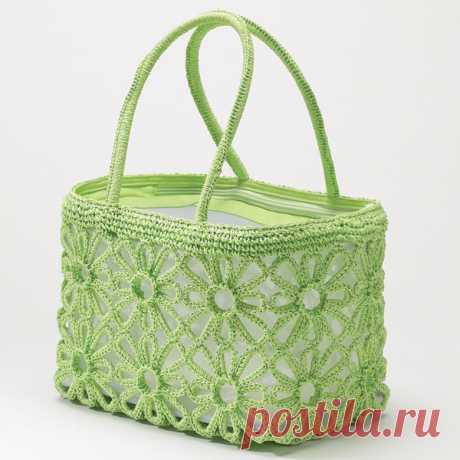 ПРОСТО ИДЕЯ.Вязаные сумки. Часть 2 : Вязание на oleksi.ru