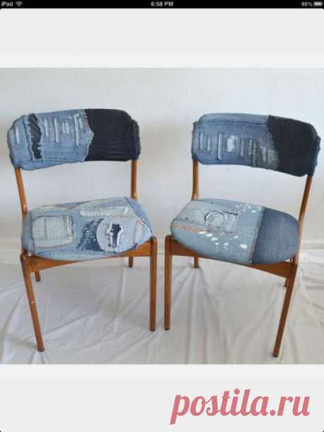 Новая порция вдохновения с 30 удивительными идеями DIY от старых джинсов | Мой желанный дом