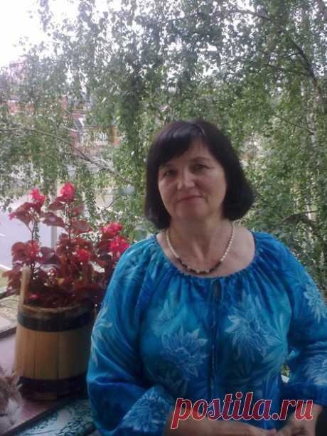 Лилия Корчагина