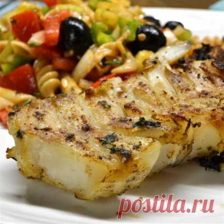 Рыба в фольге - здоровая пища на вашем столе!