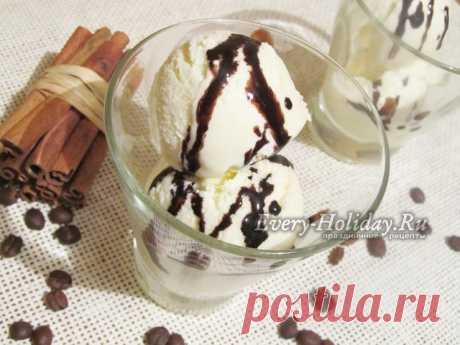 Мороженое пломбир в домашних условиях, рецепт по ГОСТу