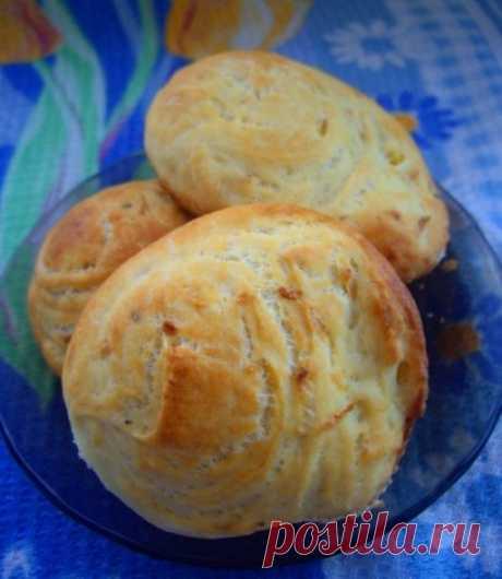 Картофельные булочки   Рецепты счастья