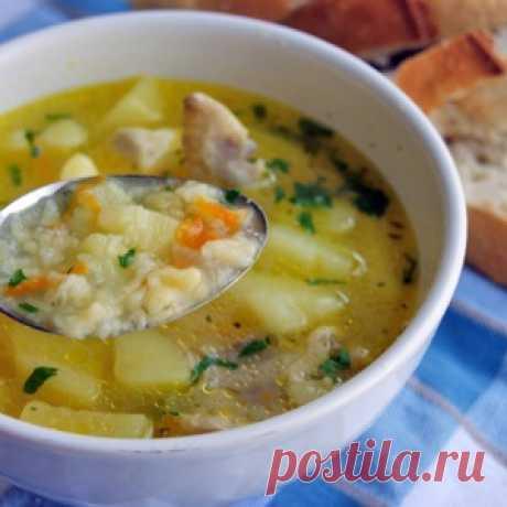 Вкуснейший крестьянский суп «Как в детстве». Просто и быстро - МирТесен