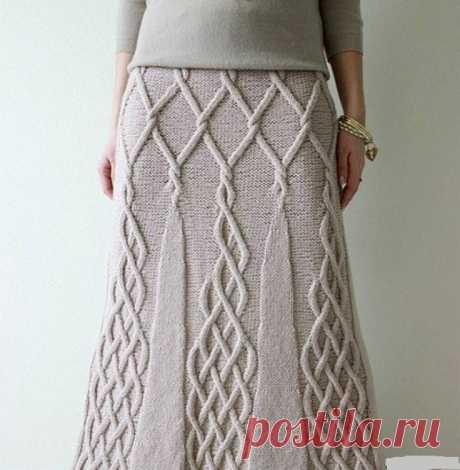 Юбка спицами для женщин: модели, узоры, фото, схемы и описание. Как связать красивую модную юбку спицами для девушки и женщины теплую зимнюю, летнюю, короткую, длинную, прямую и расклешенную?