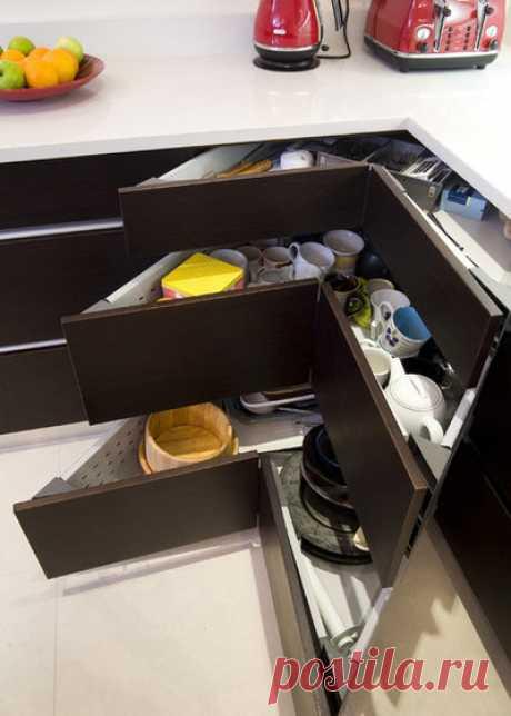 Как сделать кухню удобнее: 12 простых советов