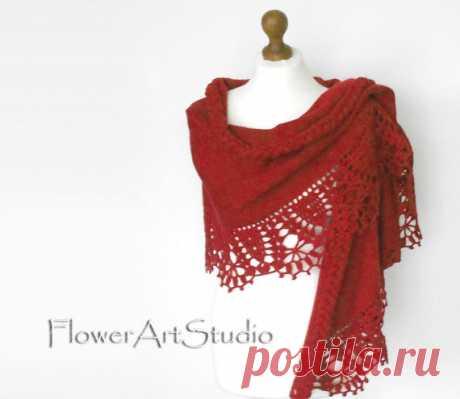 Scarlett Red Wedding Bolero Bright Red Bridal Shawl Bridal