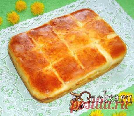 Погача с сыром рецепт с фото