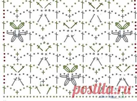 Поборка цветочных схем КРЮЧКОМ. | MICH style | Яндекс Дзен