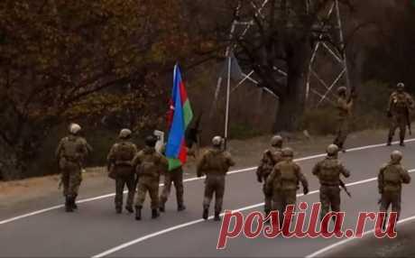 Кельбаджарский район Карабаха передан Азербайджану | world pristav - военно-политическое обозрение