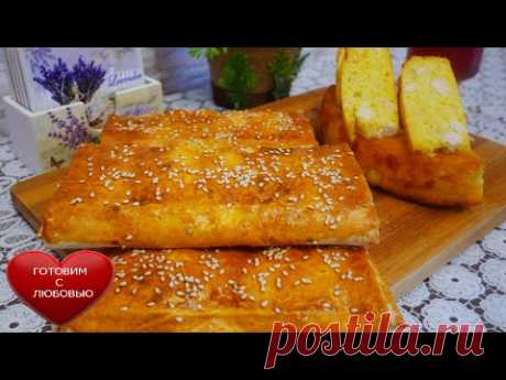 ПП пирог с мясом И быстрый , сытный перекус из лаваша\Простой рецепт пирога\Заливной пирог
